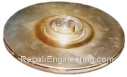 pump impeller repair